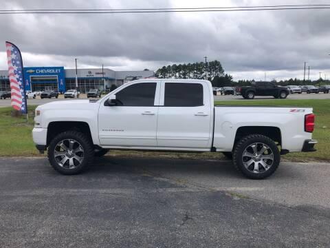 2017 Chevrolet Silverado 1500 for sale at Sapp Auto Sales in Baxley GA