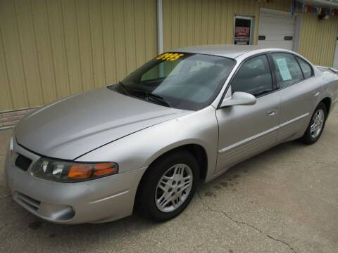 2005 Pontiac Bonneville for sale at Lincoln Way Motors II in Cedar Rapids IA
