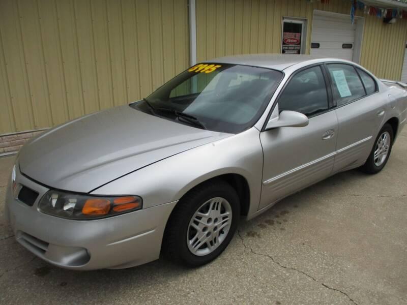 2005 Pontiac Bonneville for sale at Lincoln Way Motors II in Cedar Rapids IA