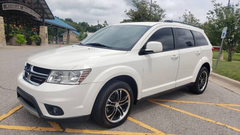 2012 Dodge Journey for sale at Nationwide Auto in Merriam KS