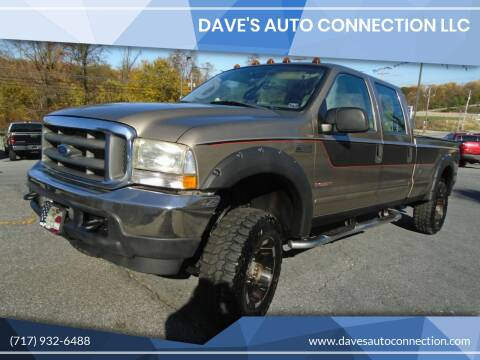 2003 Ford F-250 Super Duty for sale at Dave's Auto Connection LLC in Etters PA