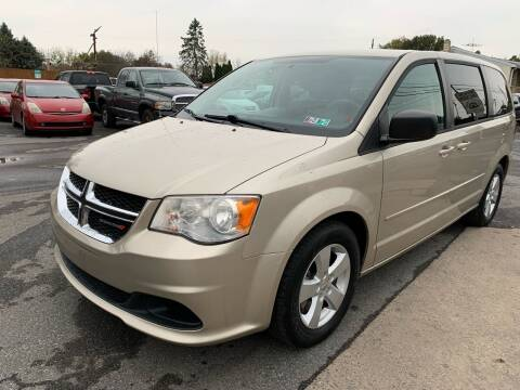 2013 Dodge Grand Caravan for sale at Sam's Auto in Akron PA