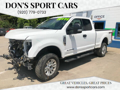 2019 Ford F-250 Super Duty for sale at Don's Sport Cars in Hortonville WI
