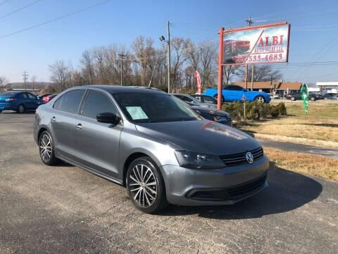 2014 Volkswagen Jetta for sale at Albi Auto Sales LLC in Louisville KY