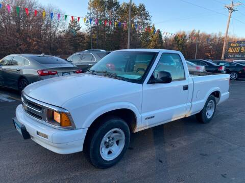 1995 Chevrolet S-10 for sale at Affordable Auto Sales in Webster WI