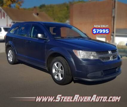 2013 Dodge Journey for sale at Steel River Auto in Bridgeport OH