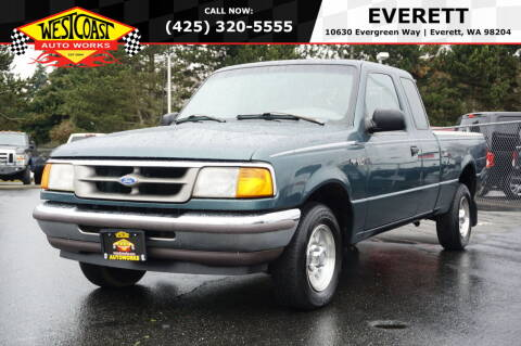 1996 Ford Ranger for sale at West Coast Auto Works in Edmonds WA