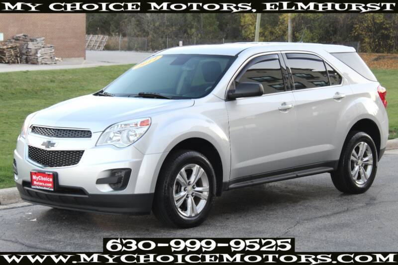 2014 Chevrolet Equinox for sale at Your Choice Autos - My Choice Motors in Elmhurst IL