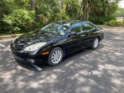 2004 Lexus ES 330 for sale at AUTO IMAGE PLUS in Tampa FL
