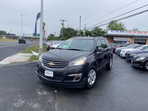 2013 Chevrolet Traverse for sale at CARMART Of New Castle in New Castle DE