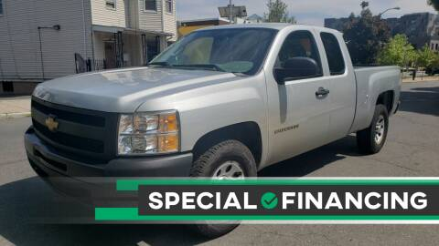 2013 Chevrolet Silverado 1500 for sale at JOANKA AUTO SALES in Newark NJ