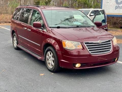 2009 Chrysler Town and Country for sale at XCELERATION AUTO SALES in Chester VA