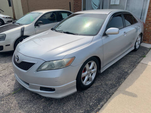 2007 Toyota Camry for sale at PAPERLAND MOTORS - Fresh Inventory in Green Bay WI