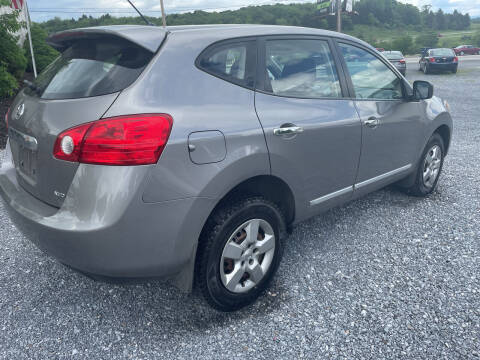 2013 Nissan Rogue for sale at CESSNA MOTORS INC in Bedford PA