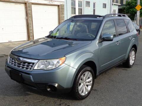 2013 Subaru Forester for sale at Broadway Auto Sales in Somerville MA