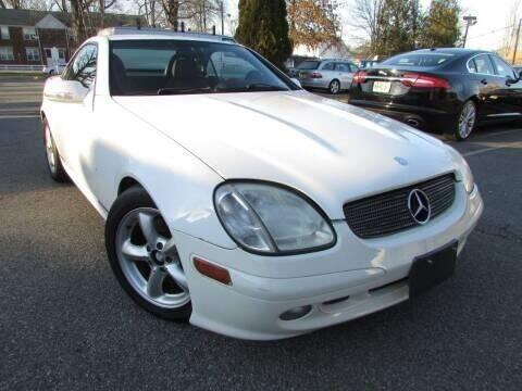 2002 Mercedes-Benz SLK for sale at K & S Motors Corp in Linden NJ