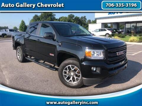 2019 GMC Canyon for sale at Auto Gallery Chevrolet in Commerce GA