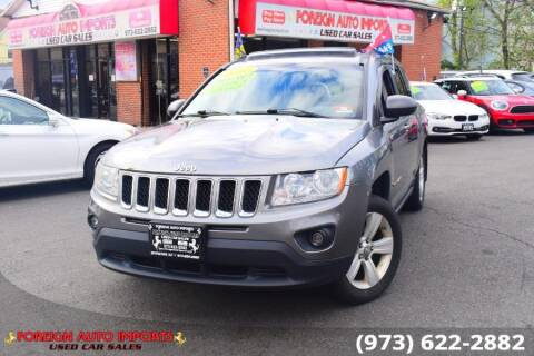 2011 Jeep Compass for sale at www.onlycarsnj.net in Irvington NJ
