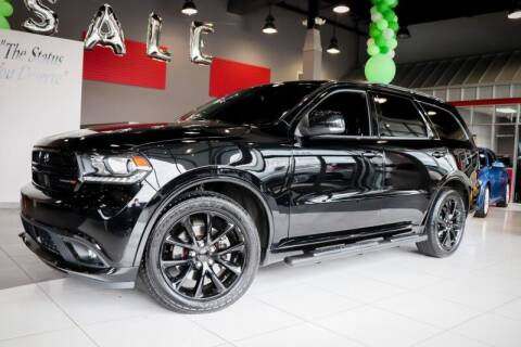 2017 Dodge Durango for sale at Quality Auto Center in Springfield NJ