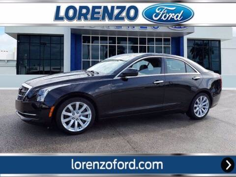 2017 Cadillac ATS for sale at Lorenzo Ford in Homestead FL