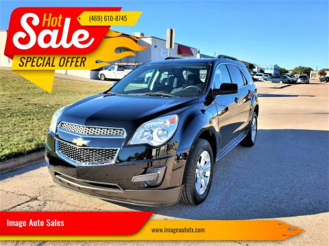 2014 Chevrolet Equinox for sale at Image Auto Sales in Dallas TX