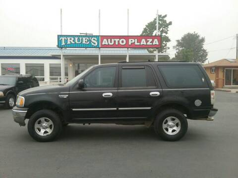 2000 Ford Expedition for sale at True's Auto Plaza in Union Gap WA