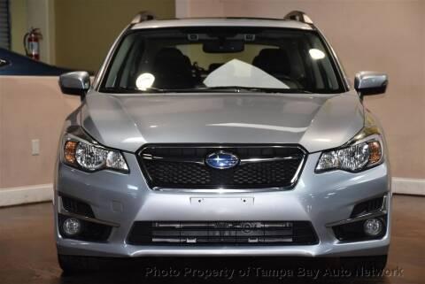 2016 Subaru Impreza for sale at Tampa Bay AutoNetwork in Tampa FL
