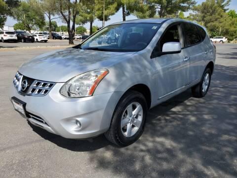 2013 Nissan Rogue for sale at Matador Motors in Sacramento CA