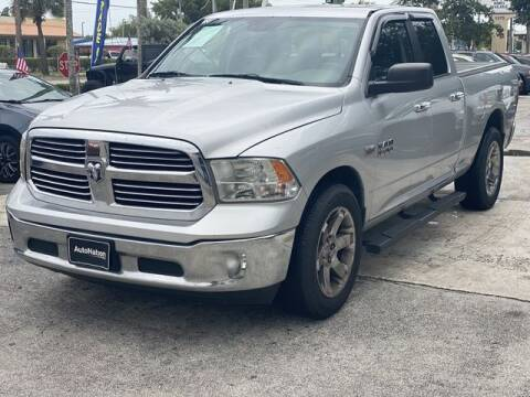 2014 RAM Ram Pickup 1500 for sale at BC Motors in West Palm Beach FL