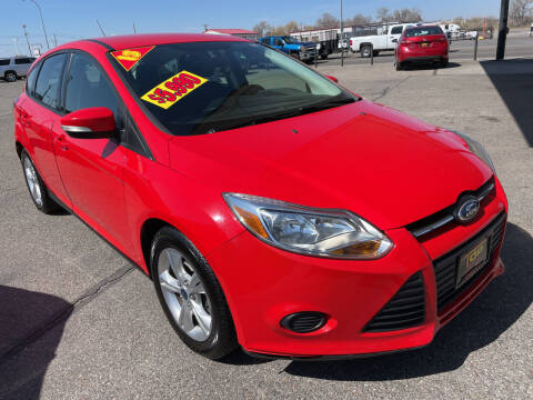 2013 Ford Focus for sale at Top Line Auto Sales in Idaho Falls ID