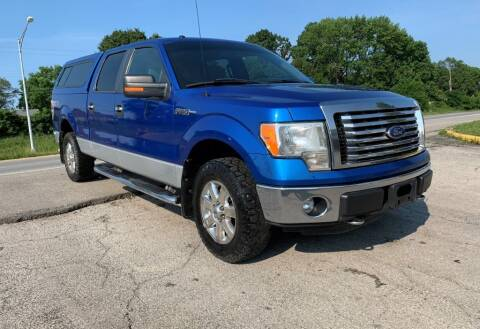 2011 Ford F-150 for sale at InstaCar LLC in Independence MO