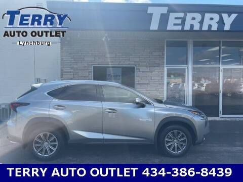 2016 Lexus NX 200t for sale at Terry Auto Outlet in Lynchburg VA