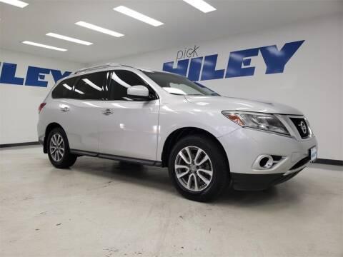 2014 Nissan Pathfinder for sale at HILEY MAZDA VOLKSWAGEN of ARLINGTON in Arlington TX