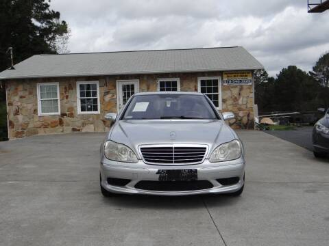 2006 Mercedes-Benz S-Class for sale at Flywheel Auto Sales Inc in Woodstock GA