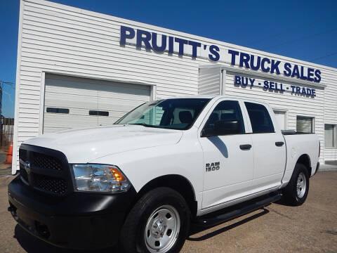 2014 RAM Ram Pickup 1500 for sale at Pruitt's Truck Sales in Marietta GA