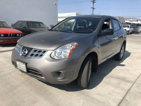 2011 Nissan Rogue for sale at Hunter's Auto Inc in North Hollywood CA