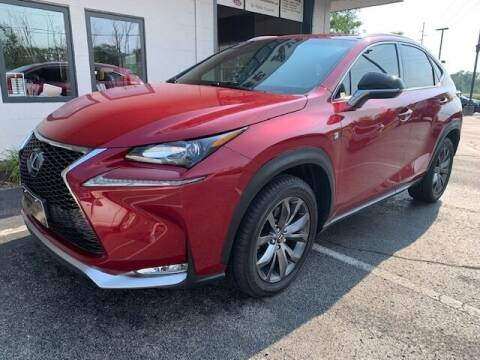 2015 Lexus NX 200t for sale at Lighthouse Auto Sales in Holland MI