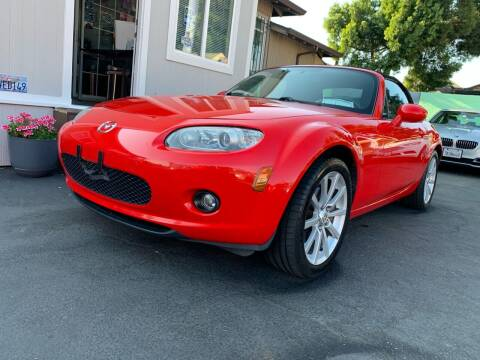 2006 Mazda MX-5 Miata for sale at Ronnie Motors LLC in San Jose CA