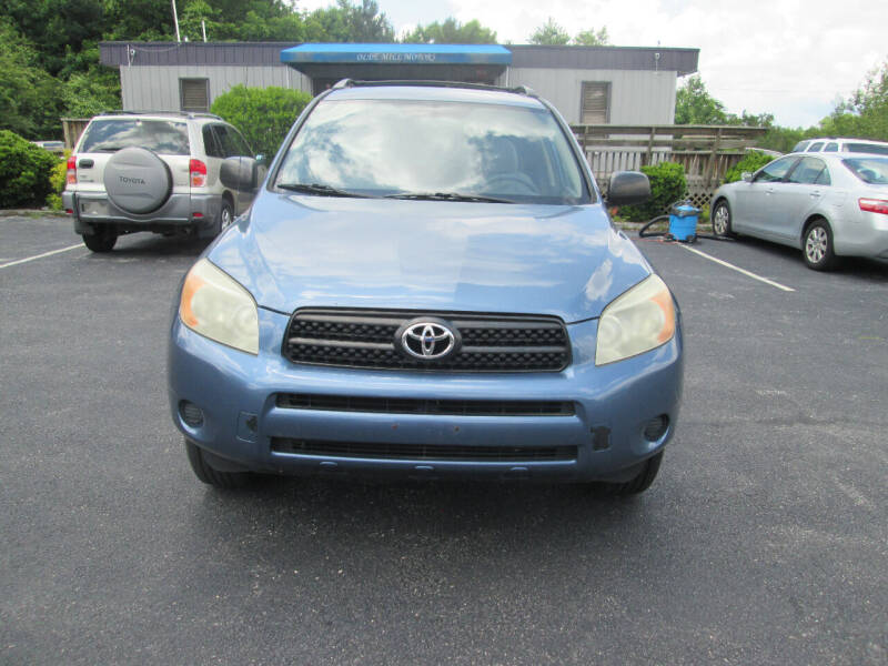 2008 Toyota RAV4 for sale at Olde Mill Motors in Angier NC