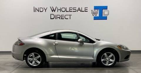 2009 Mitsubishi Eclipse for sale at Indy Wholesale Direct in Carmel IN
