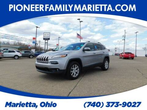 2018 Jeep Cherokee for sale at Pioneer Family preowned autos in Williamstown WV