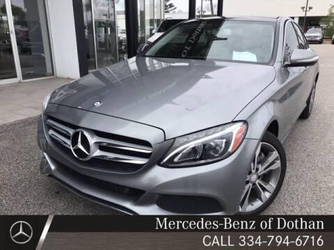 2015 Mercedes-Benz C-Class for sale at Mike Schmitz Automotive Group in Dothan AL