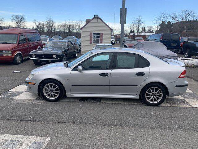2004 Saab 9-3 for sale at FUELIN FINE AUTO SALES INC in Saylorsburg PA