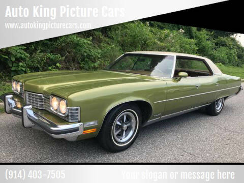 1973 Pontiac Grand Ville for sale at Auto King Picture Cars - Rental in Westchester County NY