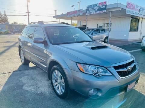 2008 Subaru Outback for sale at Dream Motors in Sacramento CA