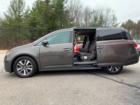 2014 Honda Odyssey for sale at Healey Auto in Rochester NH