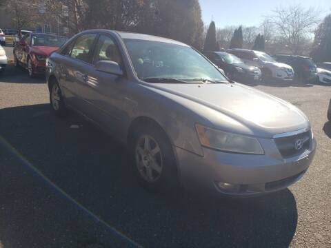 2006 Hyundai Sonata for sale at CRS 1 LLC in Lakewood NJ