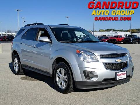 2015 Chevrolet Equinox for sale at Gandrud Dodge in Green Bay WI