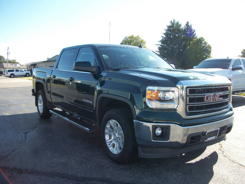 2014 GMC Sierra 1500 for sale at USED CAR FACTORY in Janesville WI