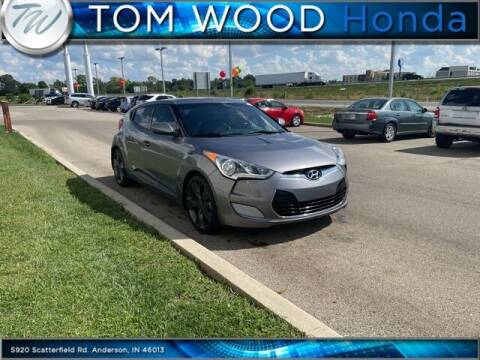 2015 Hyundai Veloster for sale at Tom Wood Honda in Anderson IN